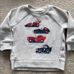 Toddler boys softest fleece sweatshirt